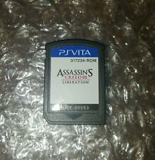 Cartridge Only No Case PS Vita Assassin's Creed III Liberation