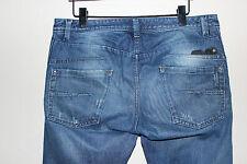 Mens Diesel Industry 'Darron' Jeans 34 x 32 Straight Slim Fit Wash0813S Fashion