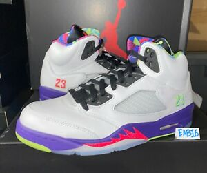 Nike Jordan Retro 5 Bel Air Alternate Ghost Green DB3335 100 Mens & Kids Size