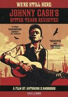 We're Still Here: Johnny Cash's Bitter Tears Revisited (DVD,2018)