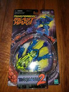 "Transformers Beast Wars Evil Predacon ""SPITTOR"" Poison Frog Transmetals 2"