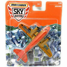 Matchbox Sky Busters Airliner Plane Metal Dei-cast