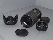 Sigma Manual Focus Camera Lenses 80-200mm Focal