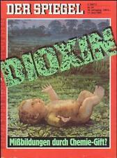 SPIEGEL 24/1984 Die Dioxin-Katastrophe von Seveso