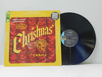 Robert Rheims christmas LP Merry Christmas In Carols Sunset