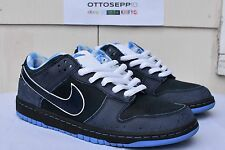 10.5 NIKE SB DUNK Blue Lobster red nightshade dark slate concepts vtg qs low