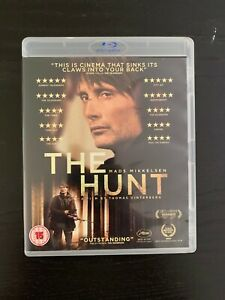 The Hunt (2012 Mads Mikkelsen) BLU-RAY
