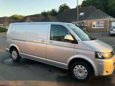 Volkswagen LWB Commercial Vans & Pickups with Side Airbags