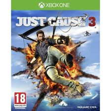 Just Cause 3 XBOX ONE GAME-NUOVO di zecca!