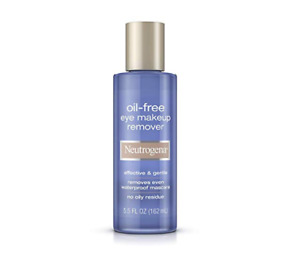 A Neutrogena Oil-Free Eye Makeup Remover, 5.5 oz