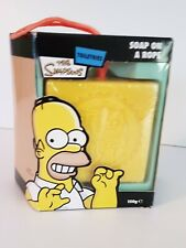 The Simpsons  New Homer Simpson - SOAP ON A ROPE -  Toiletries