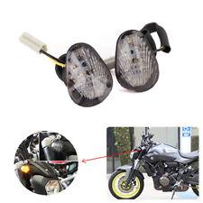 LED Turn Signal Lights Blinker For Yamaha FZ-07 MT-07 FZ-09 MT-09 2014 2015 2016