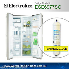 IN LINE WATER FILTERS FOR ELECTROLUX WESTINGHOUSE FRIDGES 1450970