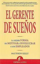 USED (LN) Gerente de sueños, El (Spanish Edition) by KELLY
