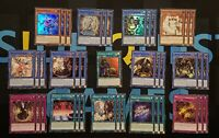 Megalith Deck - Ready to Play - 40 Cards - 1st Edition - YuGiOh
