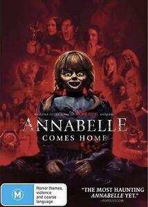 Annabelle Comes Home (DVD, 2020) Region 4 - Australia