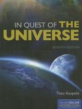 In Quest Of The Universe by Koupelis, Theo