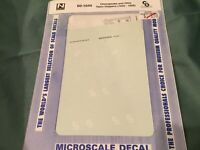 Microscale Decal N  #60-1045 Chesapeake & Ohio Hopper Cars (1935-1956)-Hopper -