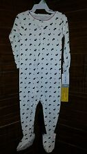 NWT CARTER'S TODDLER GIRL PAJAMA SLEEPWEAR SIZE 24 MONTHS LIGHTWEIGHT ONE PIECE