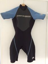 New listing Body Glove Womens Wetsuit Size 5/6 Shorty Back Zip Diving Swim Surf Pre-Owned