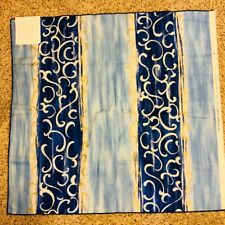 Osborne & Little Hirana Pattern Fabric Sample Designers Guild Isika England