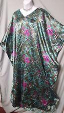 Kaftan House Dress Mumu  multicolor Plus Size 2X,3X,4X  OSFM BUY 3 GET 1 FREE