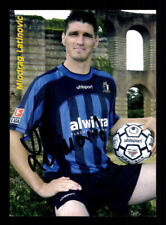 Miodrag Latinovic Autogrammkarte Eintracht Trier 2003-04 Original Sign+ A 73256