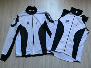Bjorn Daehlie Langlaufjacke Trainingsjacke Funktionjacke Weste Ski Jacket Vest L