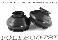 2x Polyboots Track Rod End Dust Boot 12x29x24 mm  Polyurethane Ball Joint Boots
