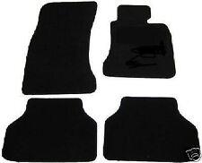 Genuine Toyota Avensis Floormats New Black Carpet Mats