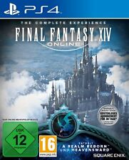 Final Fantasy 14 XIV - Online PS4 PLAYSTATION 4 New+Boxed