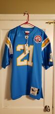 100% Authentic 2009 Chargers LaDainian Tomlinson Mitchell & Ness Jersey Size 48