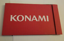 E3 2003 swag Konami Postcard book signed by Hideo Kojima
