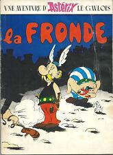 RARE EO 1980 PASTICHE POLITIQUE + PLOGOFF + ASTÉRIX LE GAULOIS : LA FRONDE
