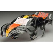 Traxxas 4411R ProGraphix Body Nitro Rustler