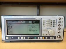 Rohde & Schwarz SMIQ / R&S SMIQ 06B 300 KHz to 6.4 GHz Vector Signal Generator
