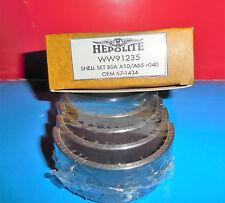 BSA A10 & A65 grand journal Big End obus .040 Hepolite (compensation)