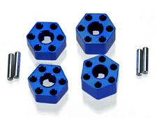 Integy Aluminum Billet Wheel Hex Hub (4) for Traxxas 1/10 Stampede 2WD/Slash 2WD