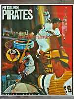 Vintage MLB Pittsburgh Pirates Reprint Poster Picture Color 8 X 10 Photo