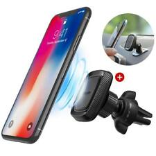 Ringke Magnetic Air Vent Car Phone Holder 360 Rotation With Mounting Metal Plate