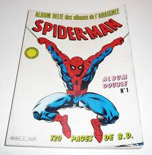 Lug  Spider-Man Une Aventure De L'araignée  N° 16 & 17  ALBUM RELIE 1  nov8