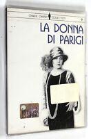 DVD LA DONNA DI PARIGI 1923 Drammatico