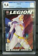 Legion #22 (2003) Tony Harris Cover DC CGC 9.4 B786
