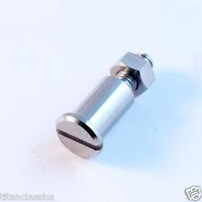 CBR900RR TITANIUM clutch lever pin + nut. No: 90113-438-000