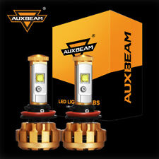 AUXBEAM H11 LED Headlights Bulb Fog Light for Chevrolet Silverado 1500 2008-2015
