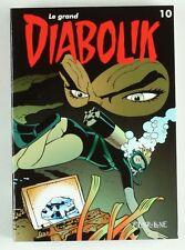 BD prix réduit Diabolik Le Grand Diabolik - tome 10