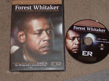"""ER"" TV Series! 2 RARE episodes! Emmy Preview DVD! RARE DVD! Forest Whitaker"
