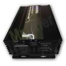 Inverter di corrente auto 4000W trasformatore di corrente convertitore camper