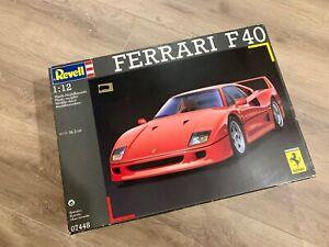 Ferrari F40  Revell 07448 1:12