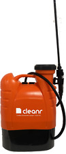 Cleanr® Electrostatic Backpack Sprayer - Orange - 4 gallon capacity